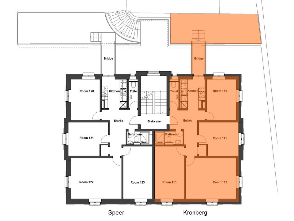 Wohnung Kronberg Grundriss